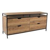 Winland 4 Drawer Dresser by Union Rustic