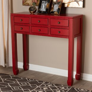 Buckingham Console Table By World Menagerie