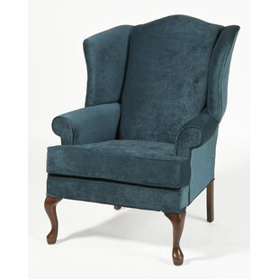 Baillie Wingback Chair by Astoria Grand