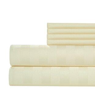6 Piece Sheet Set ByAspire Linens