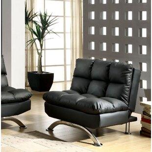 Orren Ellis Jorgensen Futon Chair