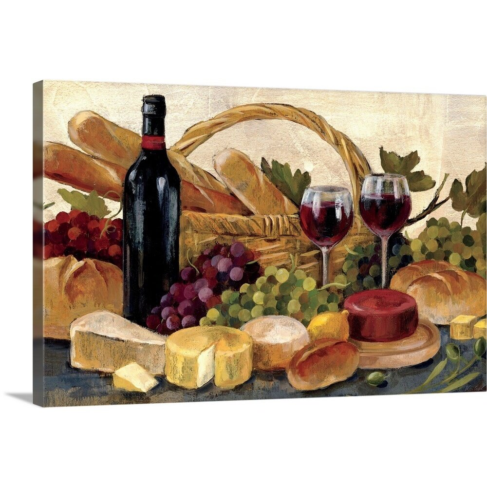 small picture without a frame on a chipboard Oil painting Delicious!