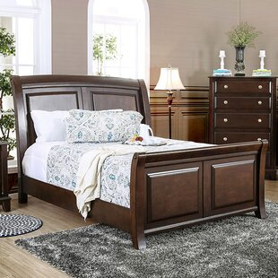 Luanne Sleigh Bed by Canora Gr..