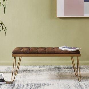 VERSANORA Milford Upholstered Bench