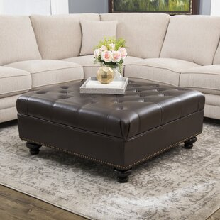Novak Cocktail Ottoman by Darby Home Co