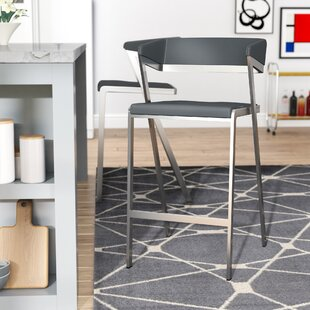 Best Price Deschamps Low Back 26.5 Bar Stool by Ivy Bronx Reviews (2019) & Buyer's Guide