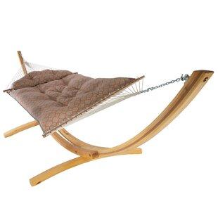 Latitude Run Lackey Large Tufted Sunbrella Hammock