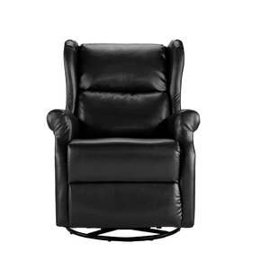 Hosler Manual Swivel Recliner