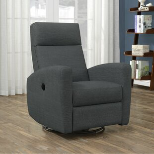 Looking for Cherryl Power Swivel Recliner by Ebern Designs Reviews (2019) & Buyer's Guide