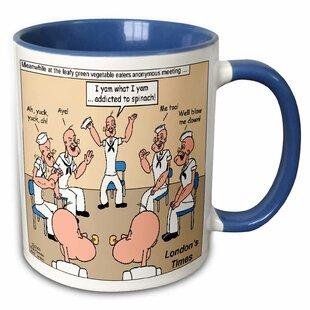 Popeye Support Group Coffee Mug
