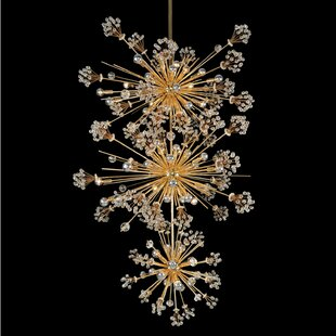 Allegri by Kalco Lighting Constellation 50-Light Chandelier