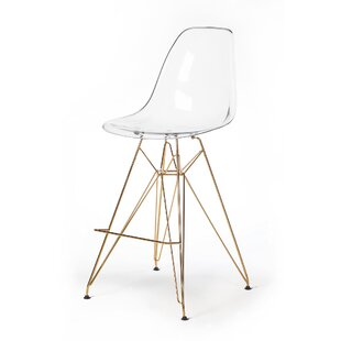 Heinrich 27.5 Bar Stool by Mercer41 Bargain
