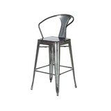 Lemmon Counter & Bar Stool (Set of 4) by Williston Forge