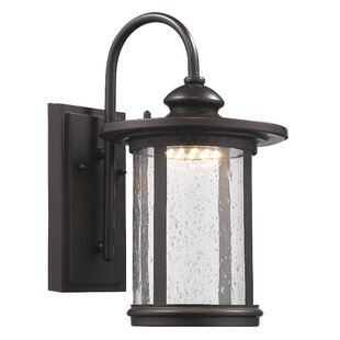 Warrington LED Outdoor Wall Lantern