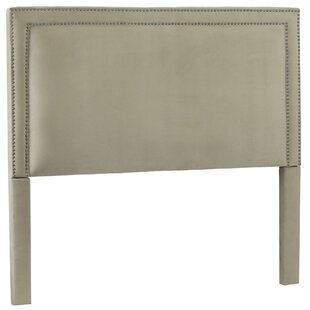 Everly Quinn Hayley Upholstered Panel Headboard