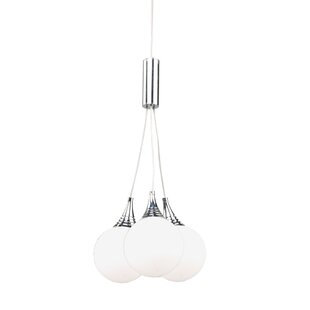 Luna 3-Light LED Cluster P..