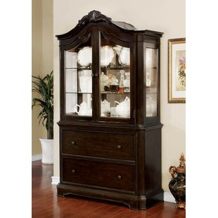 Duenas China Cabinet by Astoria Grand