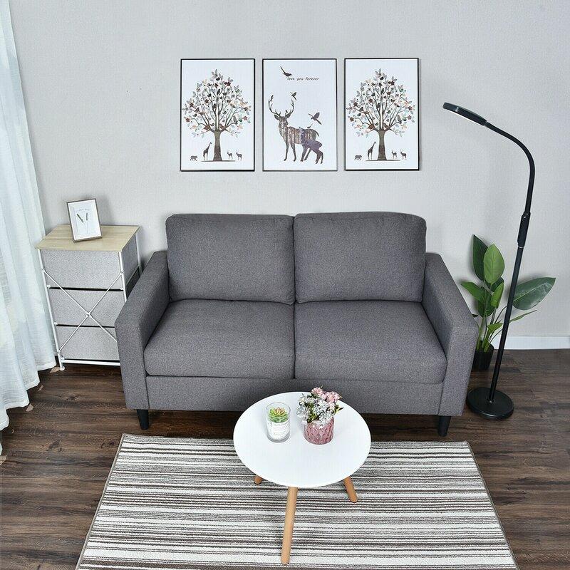 home  garden living room sofa couch upholstery loveseat