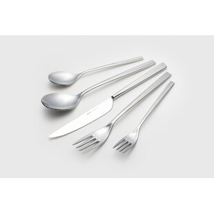 Nova 30 Piece Flatware Set, Service for 6
