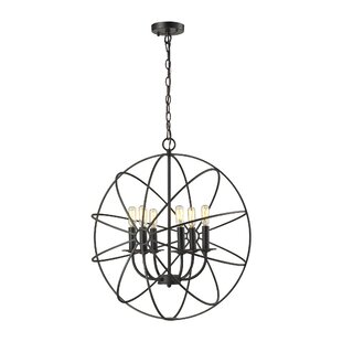 Laurel Foundry Modern Farmhouse Dublin 6-Light Pendant