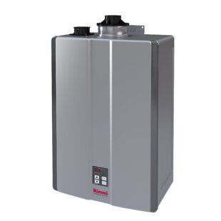 RU Series Super High Efficiency Plus 0.26 GPM Tankless Water Heater by Rinnai