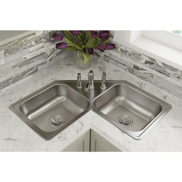 Kitchen Corner Sink | Wayfair