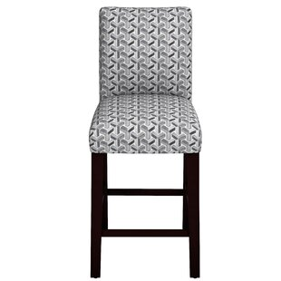 Hilger 31 Bar Stool Brayden Studio