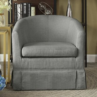 Clifford Barrel Chair by Charlton Home