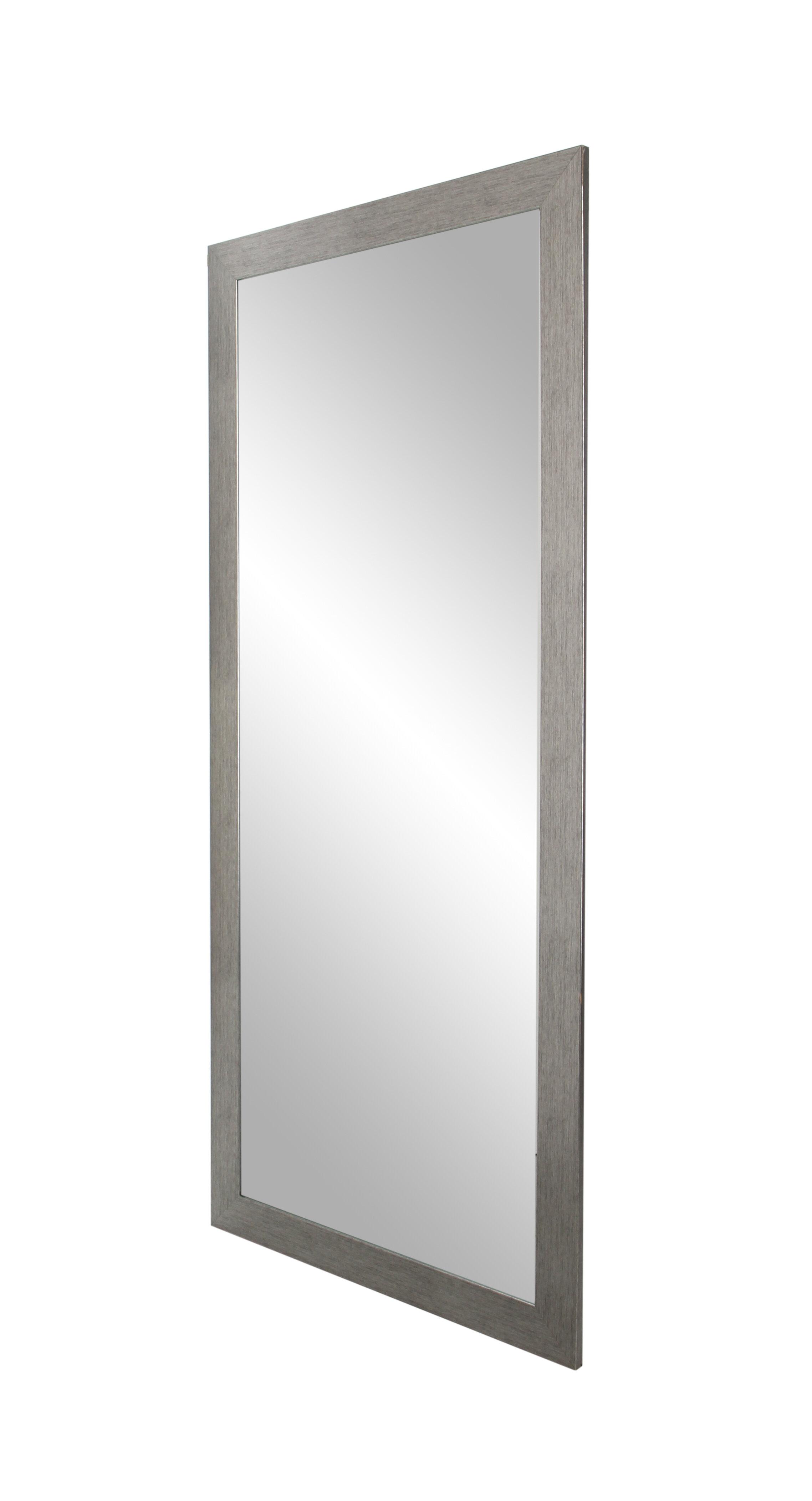 Full lenght mirror Gold Allmodern Jameson Full Length Mirror Reviews Allmodern