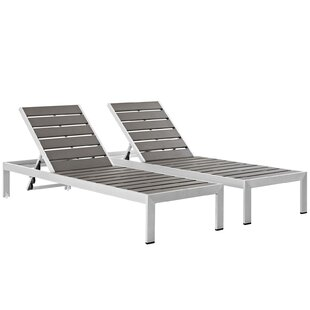 Coline Chaise Lounge (Set Of 2)