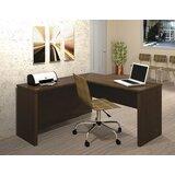 Kenworthy Reversible L-Shape Computer Desk byEbern Designs