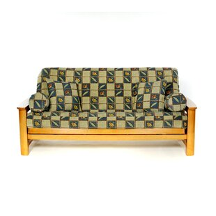 Reviews Seville Box Cushion Futon Slipcover by Lifestyle Covers Reviews (2019) & Buyer's Guide