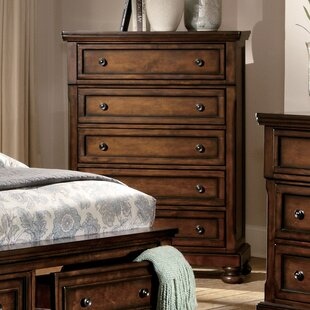 Three Posts Seville 5 Drawer Chest Image