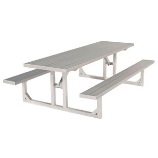 Metal Picnic Table by Highland Products