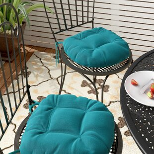 Indoor/Outdoor Dining Chair Cushion (Set Of 2) By Winston Porter