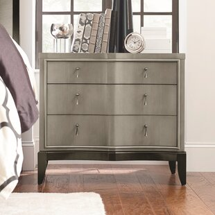 Bonifácio 3 Drawer Nightstand by Willa Arlo Interiors
