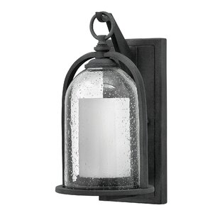 Compare & Buy Ardean 1-Light Outdoor Wall Lantern By Darby Home Co