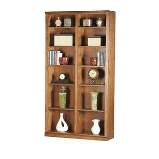 Didier Double Wide Standard Bookcase