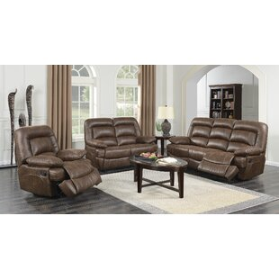 Crew Reclining Configurable Living Room Set