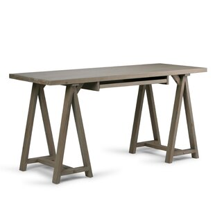 Sawhorse Desk by Simpli Home