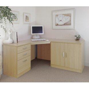 Corner Executive Desk By Ebern Designs