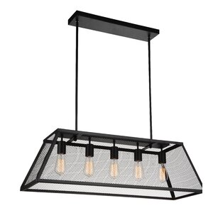 Macleay 5-Light Kitchen Island Pendant