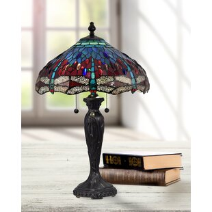 Firestone Dragonfly 28 Table Lamp