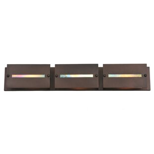 Meyda Tiffany Moss Creek Creekside 3-Light Bath Bar
