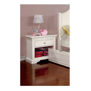 Purchase Wetzel 1 Drawer Nightstand by Harriet Bee Reviews (2019) & Buyer's Guide