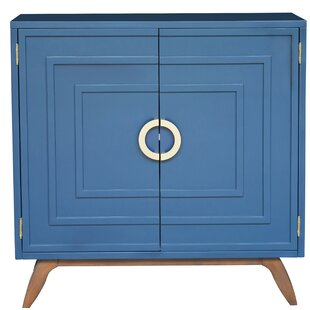 Crosland Contemporary Modern 2 Doors Accent Chest by Bloomsbury Market