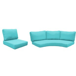 Barbados 10 Piece Outdoor Cushion Set By TK Classics