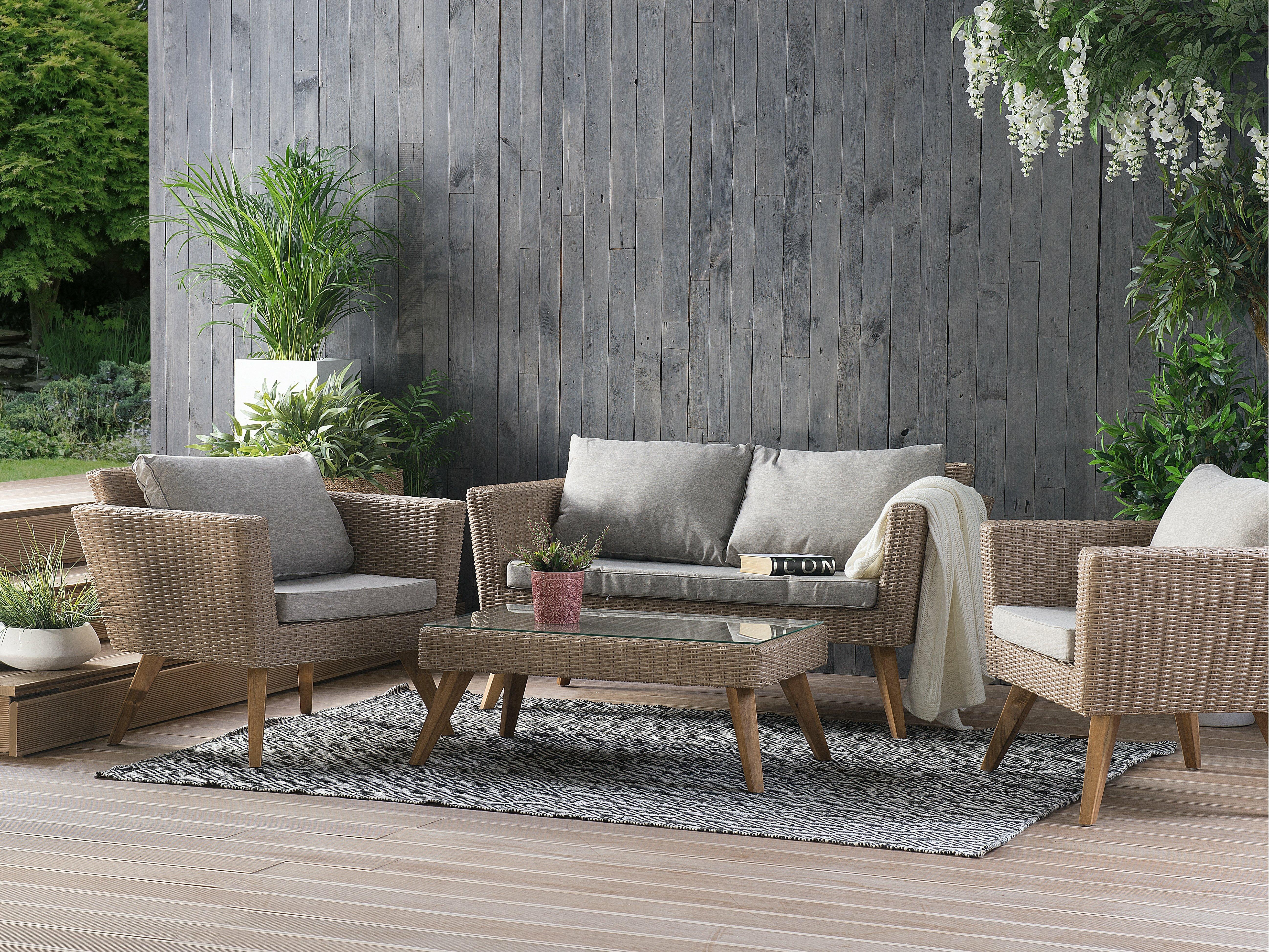 Elbeni 6 Seater Sofa Set