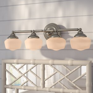 Barbary 4-Light Vanity Light
