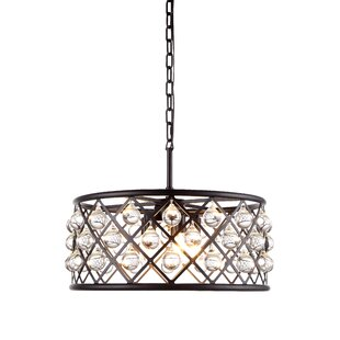 Mercer41 Morion 5-Light Drum Chandelier